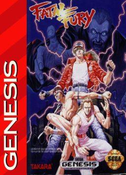 Play Fatal Fury online (Sega Genesis)