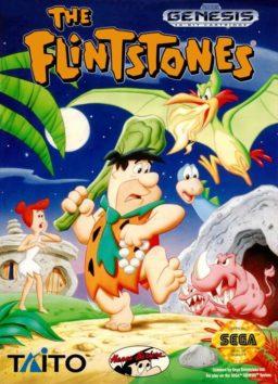 Play Flintstones online (Sega Genesis)