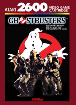 Play Ghostbusters online (Atari 2600)