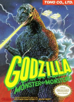 Play Godzilla: Monster of Monsters! online (NES)