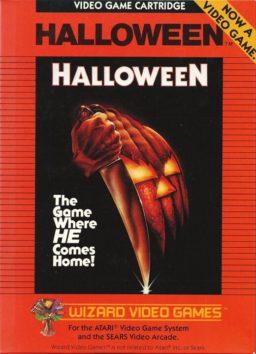 Play Halloween online (Atari 2600)