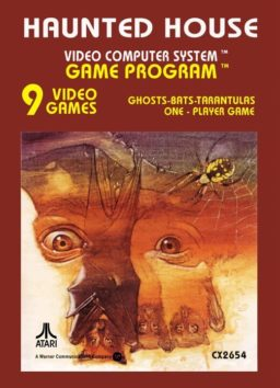 Play Haunted House online (Atari 2600)