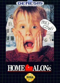 Play Home Alone online (Sega Genesis)