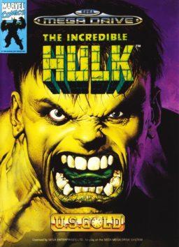 Play Incredible Hulk online (Sega Genesis)