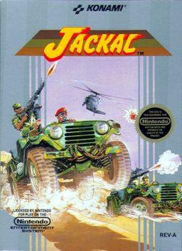 Play Jackal online (NES)