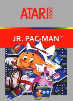 Play Jr. Pac-Man online (Atari 2600)
