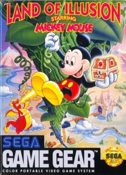 Play Land of Illusion Starring Mickey Mouse online (Sega Game Gear)