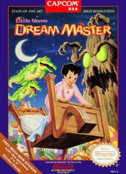 Play Little Nemo: The Dream Master online (NES)