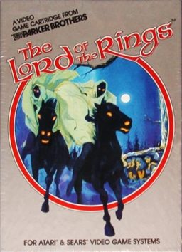 Play Lord of the Rings online (Atari 2600)