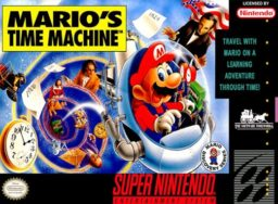 Play Mario's Time Machine online (SNES)