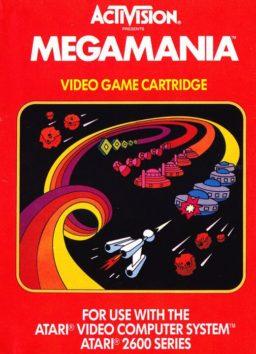 Play MegaMania online (Atari 2600)