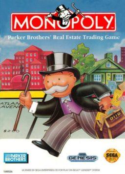Play Monopoly online (Sega Genesis)