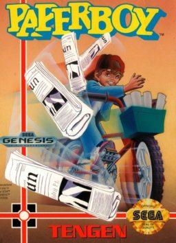 Play Paperboy online (Sega Genesis)