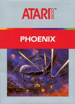 Play Phoenix online (Atari 2600)