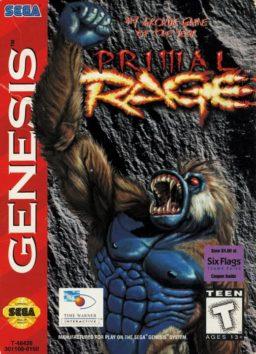 Play Primal Rage online (Sega Genesis)