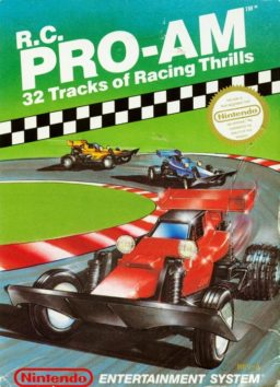 Play RC Pro-Am online (NES)