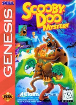 Play Scooby Doo Mystery online (Sega Genesis)