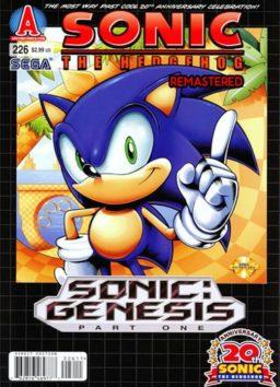 Play Sonic Remastered online (Sega Genesis)