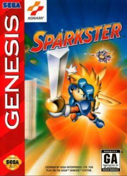 Play Sparkster online (Sega Genesis)