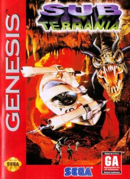 Play Sub-Terrania online (Sega Genesis)