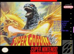 Play Super Godzilla online (SNES)