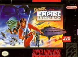 Play Super Star Wars - The Empire Strikes Back online (SNES)