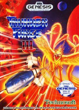 Play Thunder Force III online (Sega Genesis)