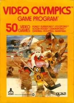 Play Video Olympics online (Atari 2600)