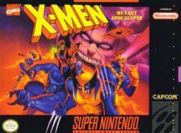 Play X-Men - Mutant Apocalypse online (SNES)