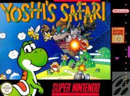 Play Yoshi's Safari online (SNES)