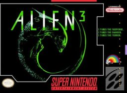 Play Alien 3 online (SNES)