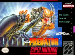 Play Alien vs Predator online (SNES)