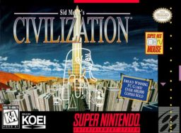 Play Civilization online (SNES)