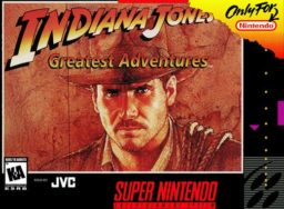 Play Indiana Jones' Greatest Adventures online (SNES)
