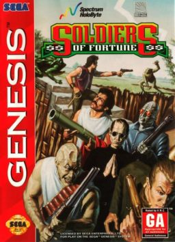 Play Soldiers of Fortune online (Sega Genesis)