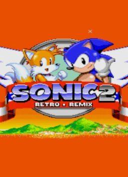 Play Sonic 2 Retro Remix online (Sega Genesis)