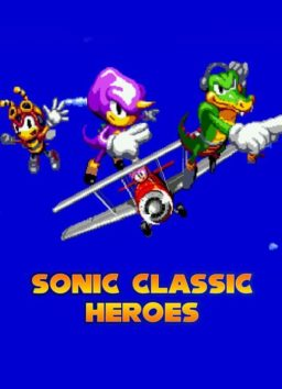 Play Sonic Classic Heroes - Rise of the Chaotix online (Sega Genesis)
