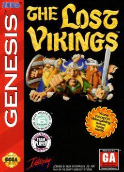Play The Lost Vikings online (Sega Genesis)