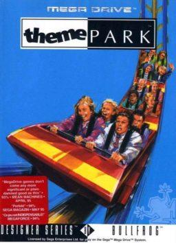 Play Theme Park online (Sega Genesis)