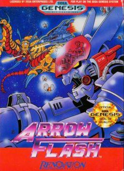 Play Arrow Flash online (Sega Genesis)