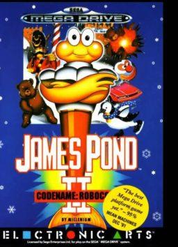 Play James Pond II - Codename Robocod online (Sega Genesis)