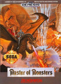 Play Master of Monsters online (Sega Genesis)