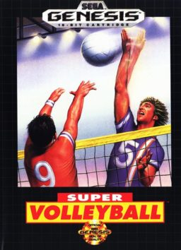 Play Super Volleyball online (Sega Genesis)
