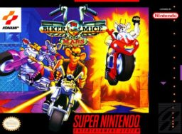 Biker Mice from Mars (SNES) game cover