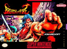 Play Breath of Fire online (SNES)