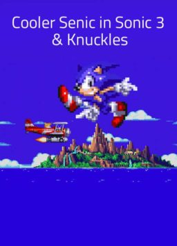 Cooler Senic in Sonic 3 & Knuckles
