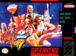 Play Fatal Fury 2 online (SNES)