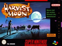 Play Harvest Moon online (SNES)