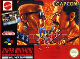 Play Final Fight online (SNES)